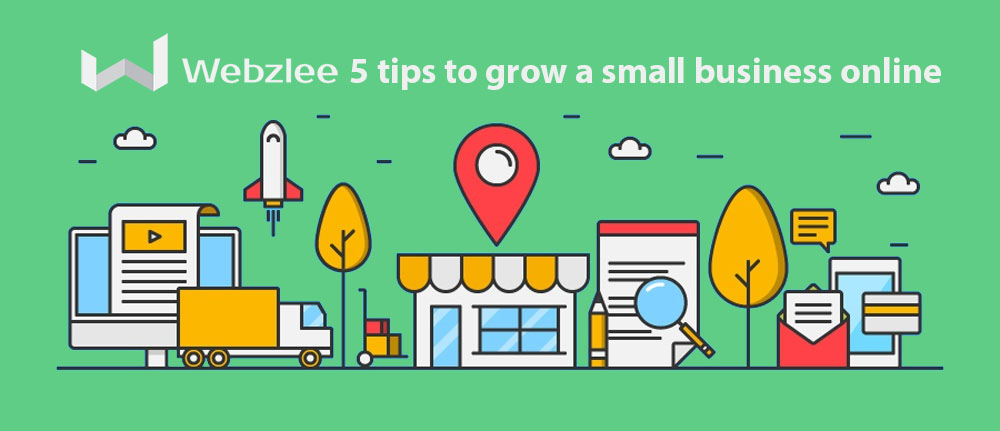 5 top tips for Small Businesses in 2020
