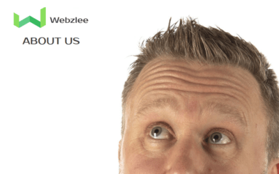 Faces in Websites build trust